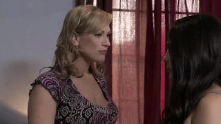 Vicky Vixen asserts her authority to Sophia Jade