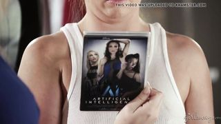 The Rim Job - Maddy O'Reilly and Alix Lynx